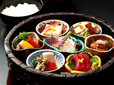Bento and Japanese Dishes