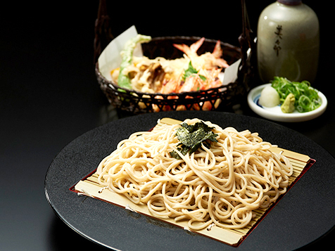 Soba and Udon Noodles