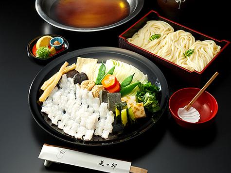 鱧料理(夏季限定)