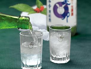 凍結酒・グラスセット