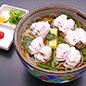 鳢魚蕎麥麵